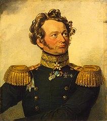 Portrait of Karl I. Bistrom (1770-1838) (1st)