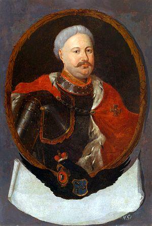 Karol Stanisław Radziwiłł (1669–1719) - Image: Karol Stanisław Radziwiłł