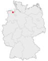 Karte wilhelmshaven in deutschland.png