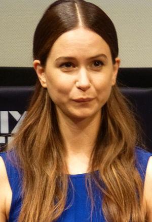 Schauspieler Katherine Waterston