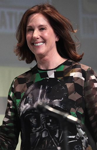 Kathleen Kennedy (producer) - Kennedy in 2015