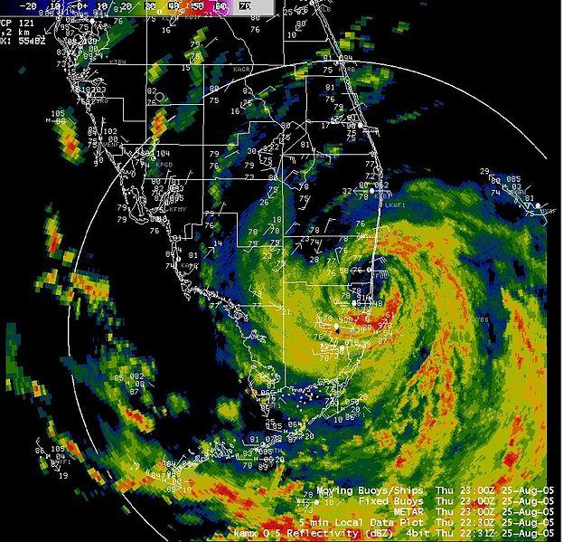 File:Katrina Florida landfall.jpg