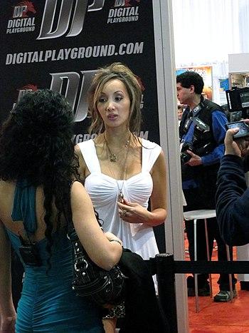 French Asian Hottie Katsuni Being Interviewed ...