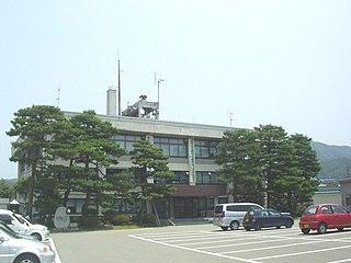 勝山市役所