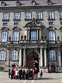 Kbh Christiansborg Eingang.jpg