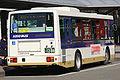 KeioBusMinami M30806 rear.jpg