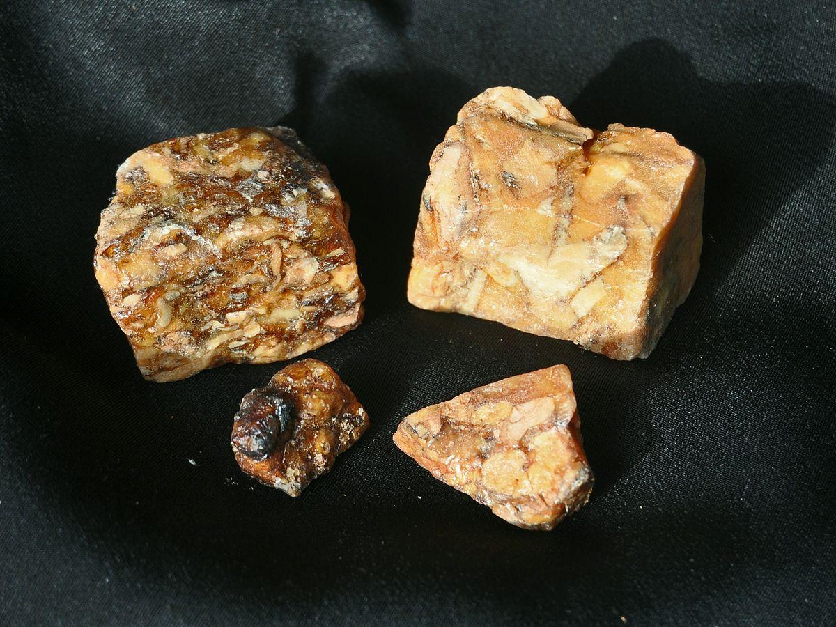 Benzoin (Resin) | Wikimedia