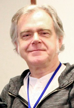 Kevin McNally - McNally at the MagicCity Comic Con in January 2015.