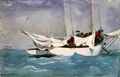 Key West, Hauling Anchor by Winslow Homer, 1903.png