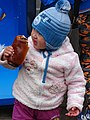 Kid with Sandwich - Chernivtsi - Bukovina - Ukraine (27171576282) (2).jpg