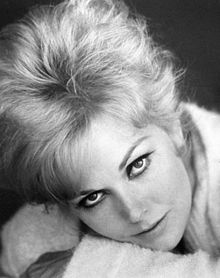 Publicity photo of Kim Novak in the 1960s