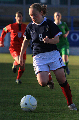 PFA Women's Players' Player of the Year - Kim Little was the first player to win the Player of the Year in 2013.