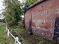 Kings Somborne - Old Vicarage Wall - geograph.org.uk - 1029900.jpg