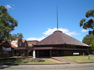 Kingsgrove, New South Wales - Our Lady of Fatima Catholic Church, Kingsgrove