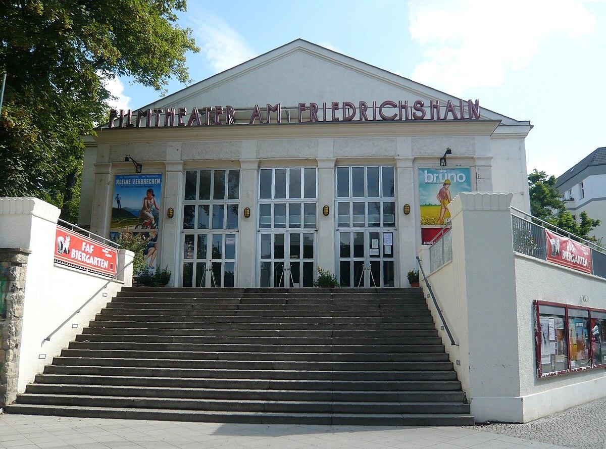 Kino Am Friedrichshain Kinoprogramm