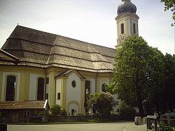 Kirche Lenggries 2