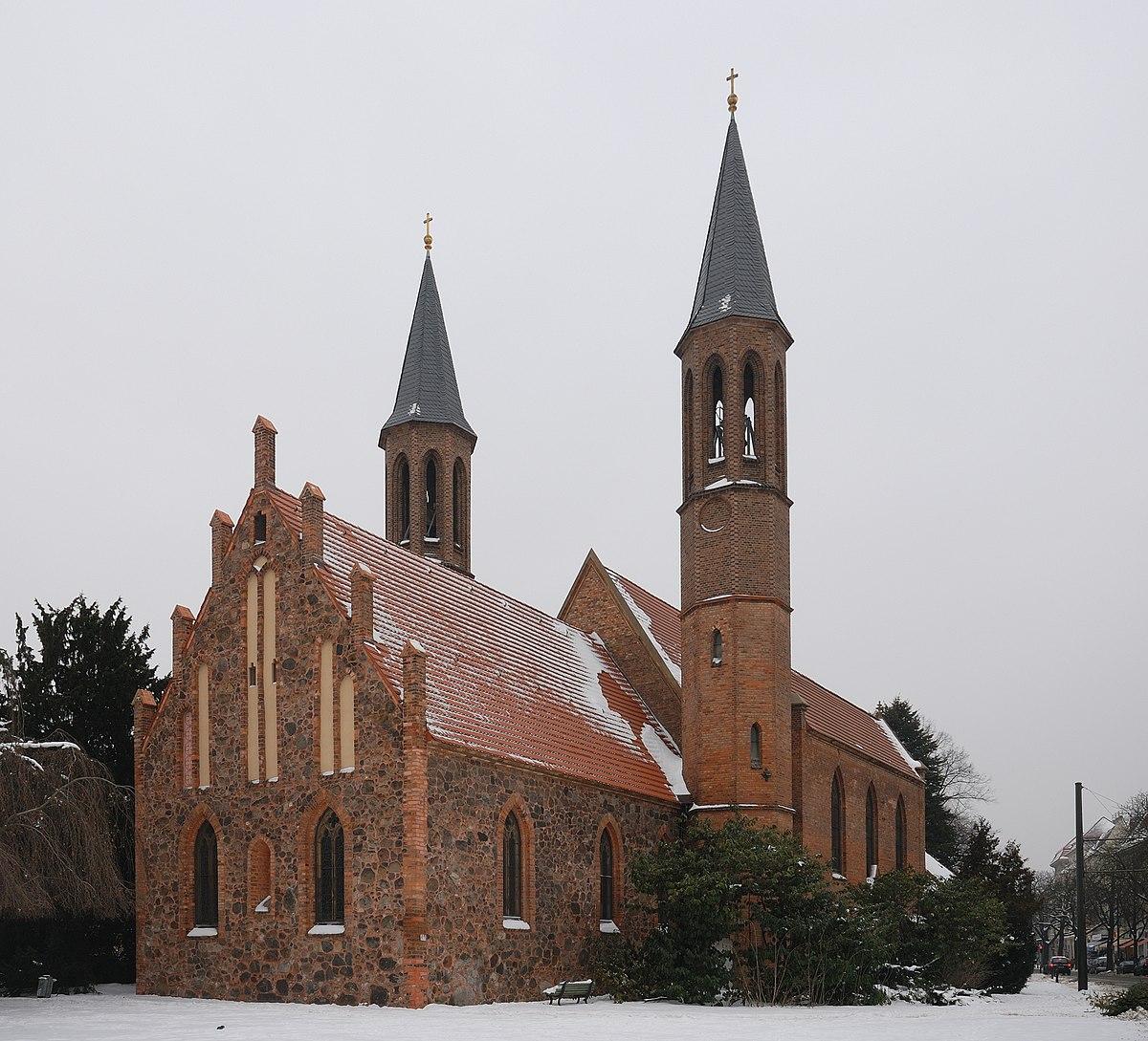 Kirche Pankow