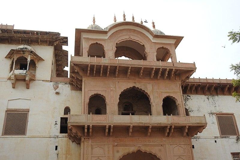 Kishori Mahal Palace in Rajasthan