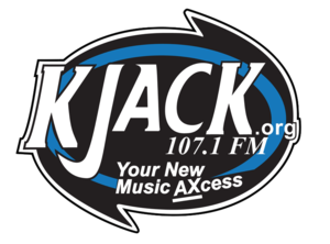 KLJX-LP - Image: Kjack FM Logo