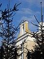 Klasztor franciszkanek misjonarek detal.JPG