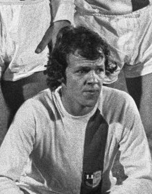 Klaus Decker - Klaus Decker in 1973