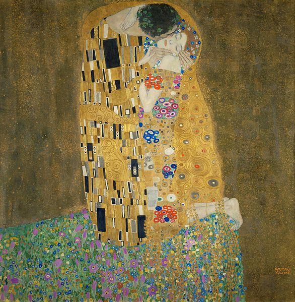 File:Klimt - The Kiss.jpg