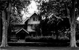 Knight–Mangum House - Knight Mangum Home