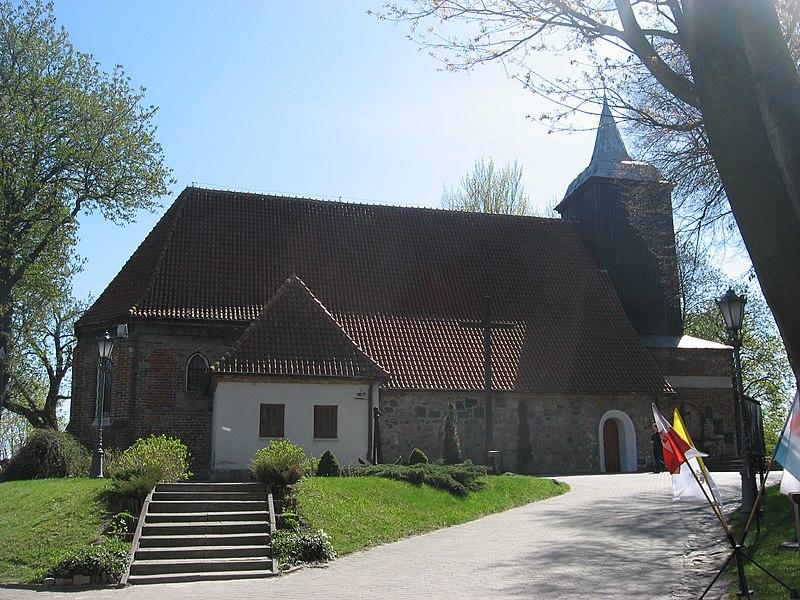 Kościół św. Michała Archanioław Gdyni