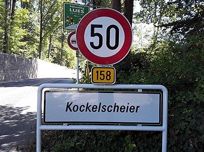 Comment aller à Kockelscheuer en transport en commun - A propos de cet endroit
