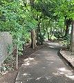 Komae Ryokuchi Area Sidewalk (2).jpg