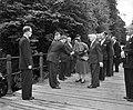 Koningin Juliana bezoekt Kasteel Nyenrode, Bestanddeelnr 907-7879.jpg