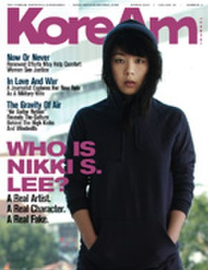 Nikki S. Lee - On the March 2007 cover of KoreAm