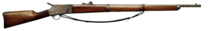 Krag–Petersson - The Krag–Petersson rifle
