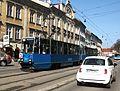 Krakow, tram Konstal n°392.JPG