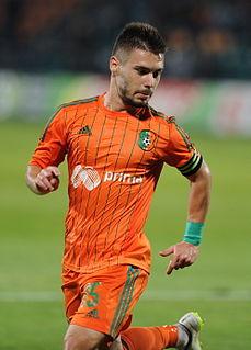 Kristiyan Malinov Footballer