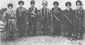 Кубанське козацьке військо — Вікіпедія 6284741e86cd9