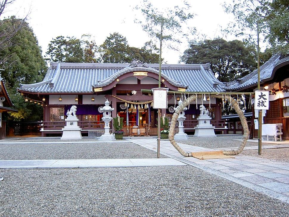 Kudarao Shrine