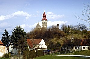 Burgschleinitz-Kühnring - Image: Kuehnring Kirche