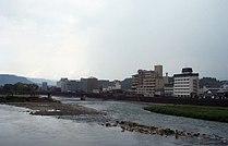 Kuma River in Hitoyoshi.jpg