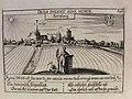 Kupferstich - Thesaurus Pilopoliticus - Meisner´s Politisches Schatzkästlein - Kornburg - um 1630.jpg