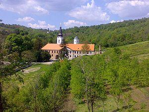 Kuveždin monastery - Kuveždin monastery