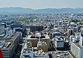 Kyoto Kyoto Tower Panoramablick 22.jpg