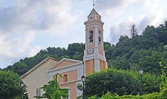 Blausasc - The church of Blausac
