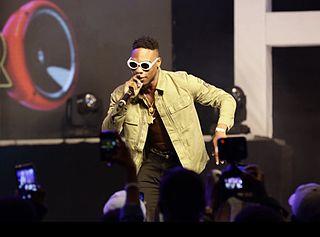L.A.X (musician) Nigerian recording artist