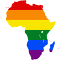 LGBT Flag map of Africa.png