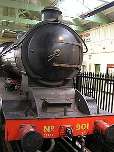LNER Q7 0-8-0 901 (1919) Head of Steam, Darlington 30.06.2009 P6300110 (10192857226).jpg