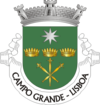 Coat of arms of Campo Grande