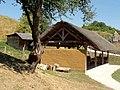 La Chaussée-Tirancourt (80), parc Samara, zone des animations et reconstitutions - atelier du travail du bois 2.jpg