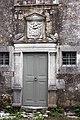 La Couvertoirade-Porte de l'Hôtel de Grailhe-20130516.jpg