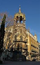 Torre Andreu (La Rotonda), Barcelona (1906-1918)